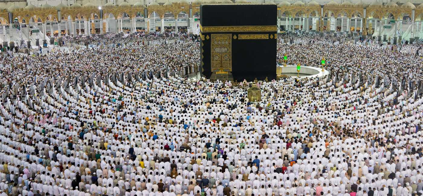 Umrah packages, Tours, Online hotel bookings, Visa - Makkah & Madinah.